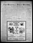 Roswell Daily Record, 12-15-1905 by H. E. M. Bear