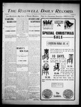 Roswell Daily Record, 12-16-1905 by H. E. M. Bear