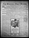 Roswell Daily Record, 12-20-1905 by H. E. M. Bear