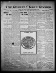 Roswell Daily Record, 12-23-1905 by H. E. M. Bear