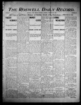 Roswell Daily Record, 12-28-1905 by H. E. M. Bear