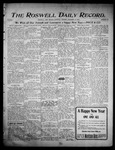 Roswell Daily Record, 12-30-1905 by H. E. M. Bear