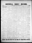 Roswell Daily Record, 01-04-1908 by H. E. M. Bear