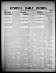 Roswell Daily Record, 02-05-1908 by H. E. M. Bear