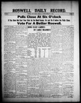 Roswell Daily Record, 02-20-1908 by H. E. M. Bear
