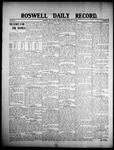 Roswell Daily Record, 02-21-1908 by H. E. M. Bear