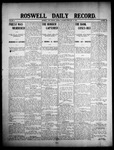 Roswell Daily Record, 02-24-1908 by H. E. M. Bear