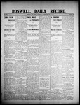Roswell Daily Record, 02-29-1908 by H. E. M. Bear