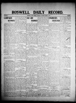 Roswell Daily Record, 03-05-1908 by H. E. M. Bear