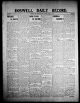 Roswell Daily Record, 03-17-1908 by H. E. M. Bear