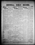 Roswell Daily Record, 03-19-1908 by H. E. M. Bear