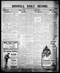Roswell Daily Record, 03-21-1908 by H. E. M. Bear