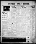 Roswell Daily Record, 03-24-1908 by H. E. M. Bear