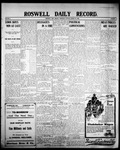Roswell Daily Record, 03-26-1908 by H. E. M. Bear