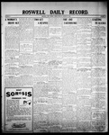 Roswell Daily Record, 03-27-1908 by H. E. M. Bear