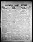 Roswell Daily Record, 03-30-1908 by H. E. M. Bear