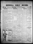Roswell Daily Record, 03-31-1908 by H. E. M. Bear
