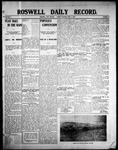Roswell Daily Record, 04-03-1908 by H. E. M. Bear