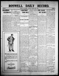 Roswell Daily Record, 04-04-1908 by H. E. M. Bear