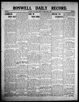 Roswell Daily Record, 04-06-1908 by H. E. M. Bear