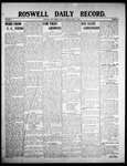 Roswell Daily Record, 04-10-1908 by H. E. M. Bear