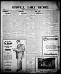 Roswell Daily Record, 04-14-1908 by H. E. M. Bear