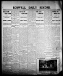 Roswell Daily Record, 04-15-1908 by H. E. M. Bear