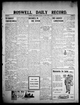 Roswell Daily Record, 04-18-1908 by H. E. M. Bear