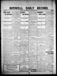 Roswell Daily Record, 04-23-1908 by H. E. M. Bear
