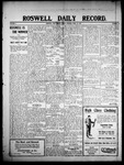 Roswell Daily Record, 04-24-1908 by H. E. M. Bear