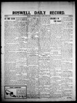 Roswell Daily Record, 04-30-1908 by H. E. M. Bear