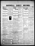 Roswell Daily Record, 05-05-1908 by H. E. M. Bear