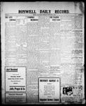 Roswell Daily Record, 05-06-1908 by H. E. M. Bear