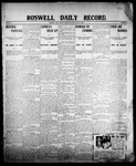 Roswell Daily Record, 05-07-1908 by H. E. M. Bear