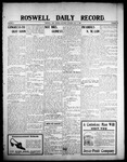 Roswell Daily Record, 05-09-1908 by H. E. M. Bear