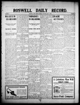 Roswell Daily Record, 05-11-1908 by H. E. M. Bear