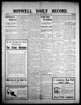 Roswell Daily Record, 05-12-1908 by H. E. M. Bear