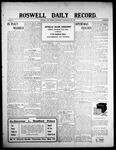 Roswell Daily Record, 05-20-1908 by H. E. M. Bear