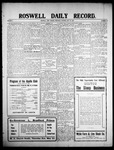 Roswell Daily Record, 05-21-1908 by H. E. M. Bear