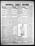 Roswell Daily Record, 05-23-1908 by H. E. M. Bear