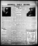 Roswell Daily Record, 05-27-1908 by H. E. M. Bear