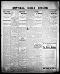 Roswell Daily Record, 05-29-1908 by H. E. M. Bear