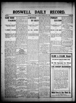 Roswell Daily Record, 06-02-1908 by H. E. M. Bear