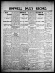 Roswell Daily Record, 06-03-1908 by H. E. M. Bear