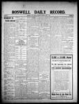 Roswell Daily Record, 06-04-1908 by H. E. M. Bear