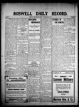 Roswell Daily Record, 06-05-1908 by H. E. M. Bear
