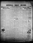 Roswell Daily Record, 06-10-1908 by H. E. M. Bear