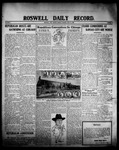Roswell Daily Record, 06-15-1908 by H. E. M. Bear