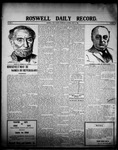 Roswell Daily Record, 06-17-1908 by H. E. M. Bear