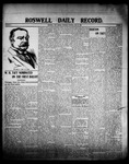 Roswell Daily Record, 06-18-1908 by H. E. M. Bear